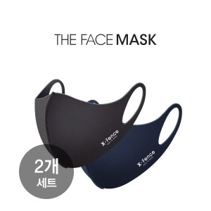 The FACE MASK 베이직 2개 세트
