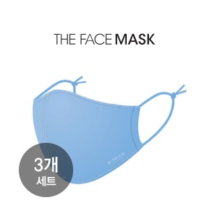 The FACE MASK 라이트 3개 세트